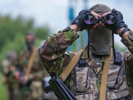 Украина обвинила Россию в провокационном обстреле пограничников