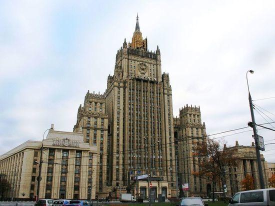 Российский МИД призвал начать переговоры с талибами в Афганистане