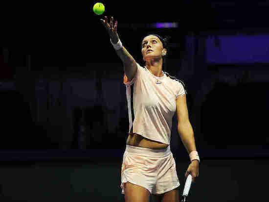 Закрытие теннисного турнира St. Petersburg Ladies Trophy затмило финальный матч