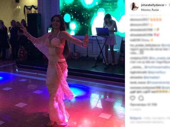Власти Египта депортируют россиянку из-за развратных танцев