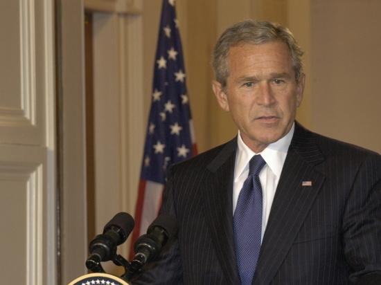 Буш-младший рассказал о вживлённом в Путина