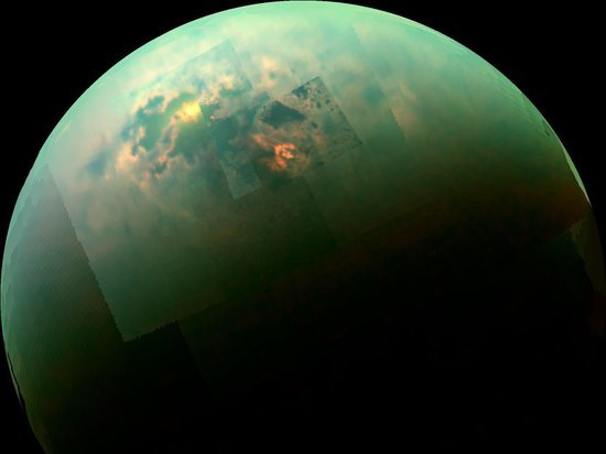 NASA создаст инопланетную субмарину для работы на Титане
