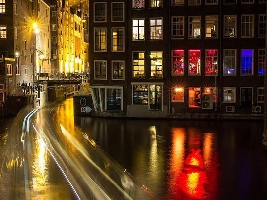 В Амстердаме туристам запретят разглядывать проституток