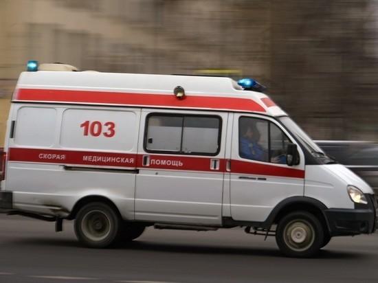 Пешеход, сбитый автофургоном на выезде из Тамбова, находится в тяжелом состоянии