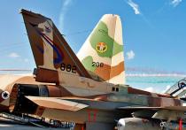 Израиль нанес удары по двенадцати целям на территории Сирии, четыре из них – иранские объекты, восемь – сирийские