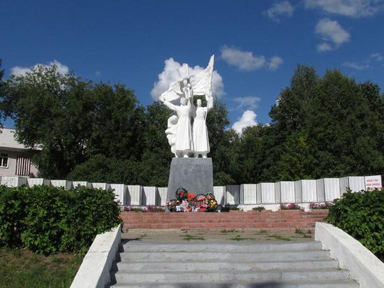 Ветераны и общественники Шарьи объединили свои силы на благоустройство Мемориального комплекса