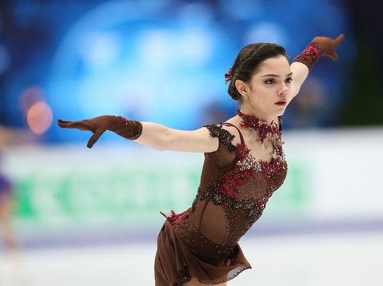 Российская фигуристка Медведева выиграла короткую программу Олимпиады с мировым рекордом