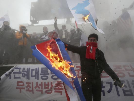 Эксперт предсказал «весеннее обострение» межкорейских отношений после Олимпиады