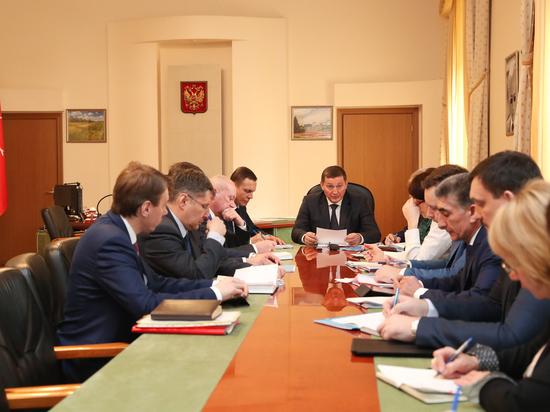 Андрей Бочаров поставил дополнительные задачи по подготовке к ЧМ-2018
