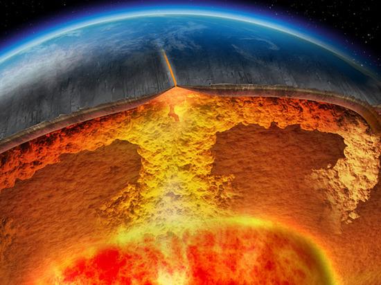 Строение Земли объявлено «противоречащим законам физики»