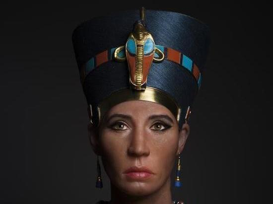 Ученые воссоздали облик матери Тутанхамона