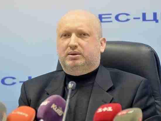 «Об этом приятно говорить»: Турчинов похвастался продвижением украинских войск