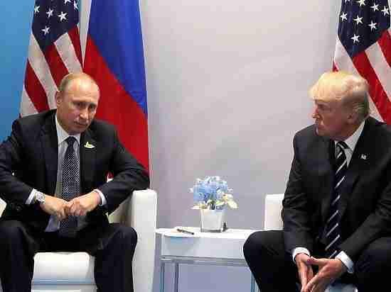 Сенаторы США потребовали от Трампа ввести санкции против окружения Путина