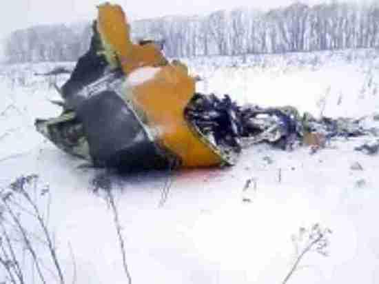 Вовремя проанализированный доклад мог бы предотвратить крушение Ан-148