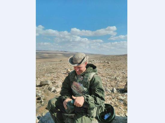 Откровения погибшего бойца ЧВК Вагнера: объяснял, как «втянулся» в Сирию