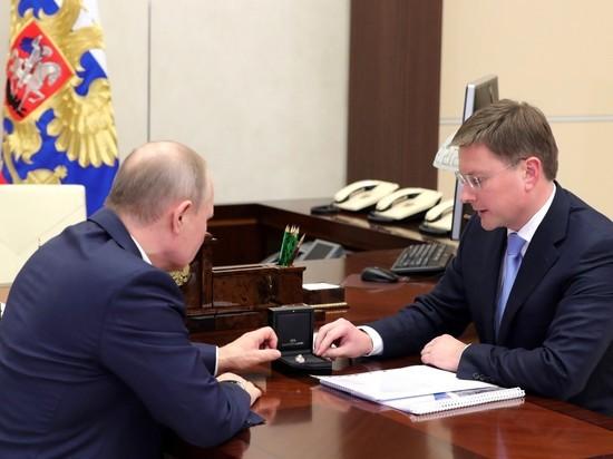Главе государства показали два самых дорогих алмаза за всю историю российской и советской алмазодобычи