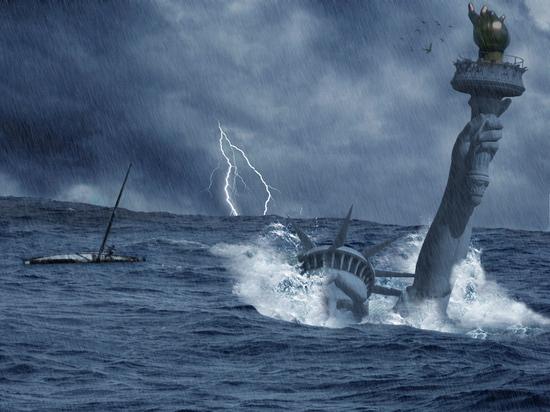 Климатологи предрекли «всемирный потоп» к концу века
