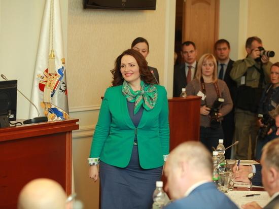 Заместитель председателя нижегородского парламента рассказала о соцполитике
