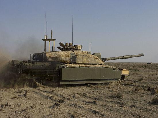 Натовская бронетехника и авиация поупражнялись в маневрах в 150 км от российской границы на случай возможной войны
