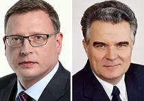 Александр Бурков и Владимир Варнавский выразили признательность омским ветеранам боевых действий