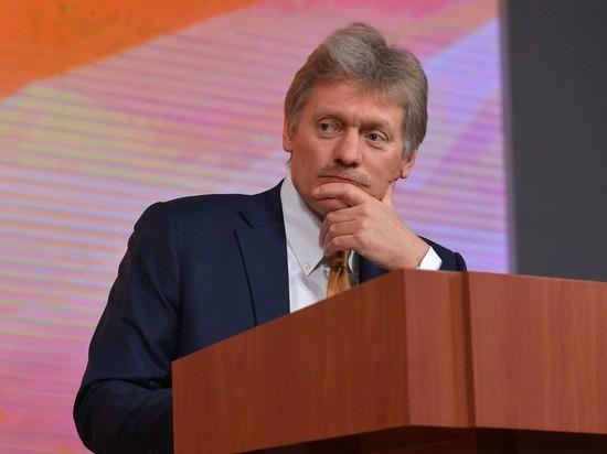 Песков отказался считать информацию о сирийских потерях секретом Путина