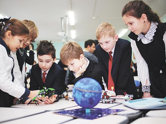Уроки астрономии в столичной школе: космически интересно и современно