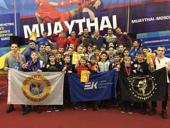 Нижегородские тайбоксеры завоевали путевки на чемпионат и первенство России