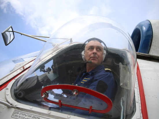 По словам замкомандира летного отряда «МАЦ» Алексея Диденко, приобретенные на страшной войне навыки пригодились ему при тушении пожаров
