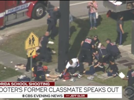 В США повторился «Колумбайн»: 19-летний социопат застрелил 17 школьников