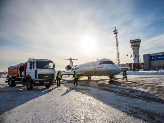 В аэропорту «Хибины» практически самый дорогой авиакеросин в СЗФО