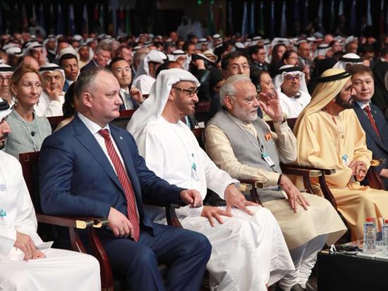 Молдова укрепляет сотрудничество с ОАЭ