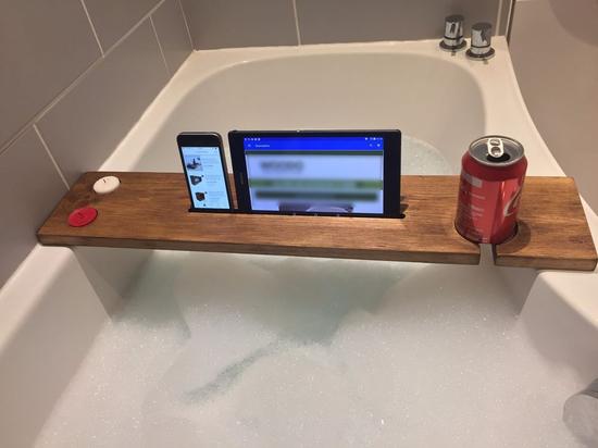 В Подмосковье будущий программист погиб, принимая ванну с планшетом