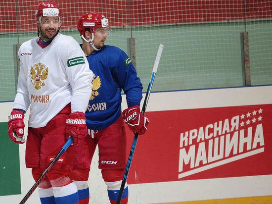 Россия разгромила Словению на Олимпиаде 2018: онлайн-трансляция хоккея