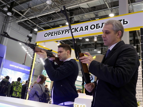 Оренбуржье в числе лидеров форума «Сочи-2018» по расходам на экспозицию
