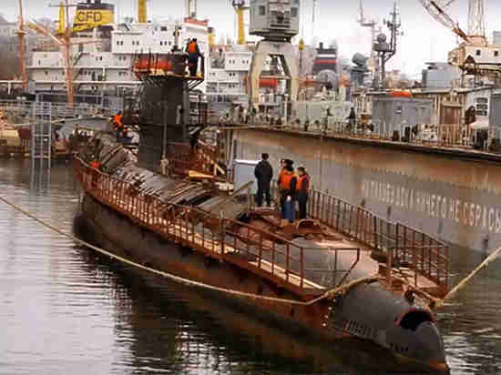 В Госдуме ответили на требование Киева отремонтировать ржавеющие украинские корабли