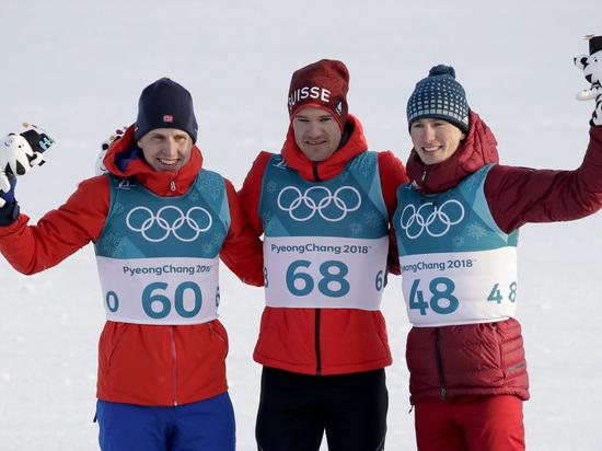 """Лыжник Спицов выиграл """"бронзу"""" на Олимпиаде, посвятив медаль погибшему отцу"""