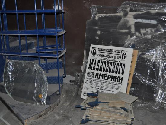 Затянувшийся ремонт музея Маяковского: что ждет посетителей