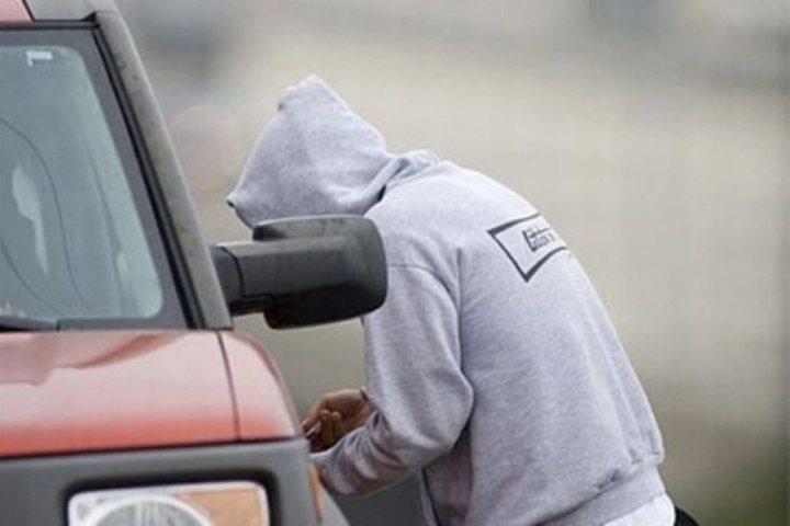 Четверых курян подозревают в автокражах