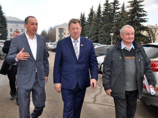 Как Серпуховское районное отделение КПРФ дискредитирует идеи коммунизма