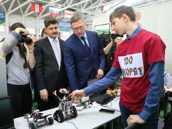 Технологии будущего представили в Омске