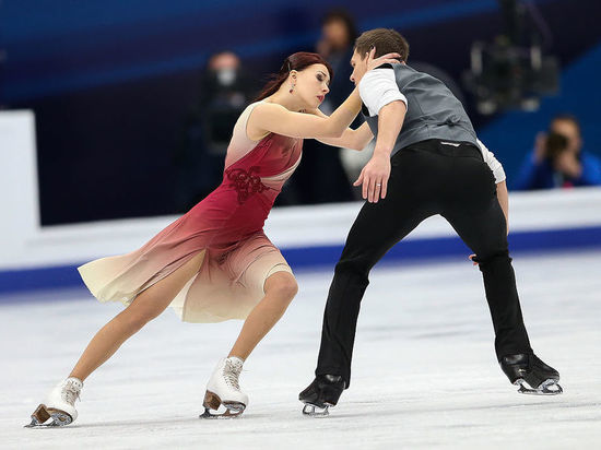 Россия не завоевала медалей в танцах на льду на Олимпиаде