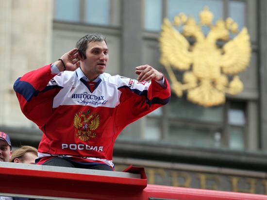 Рейтинг событий недели в НХЛ: Александр Овечкин нашел хороший лед