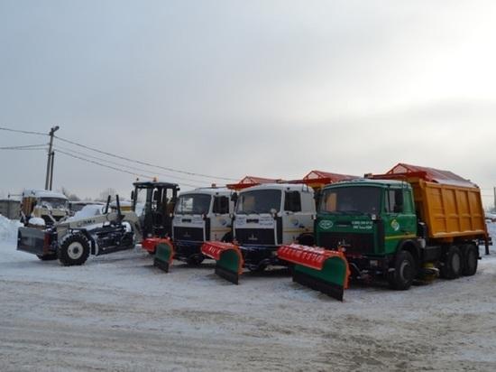 Хороша ложка к обеду: в конце зимы мэрия Иваново приобрела снегоуборочную технику