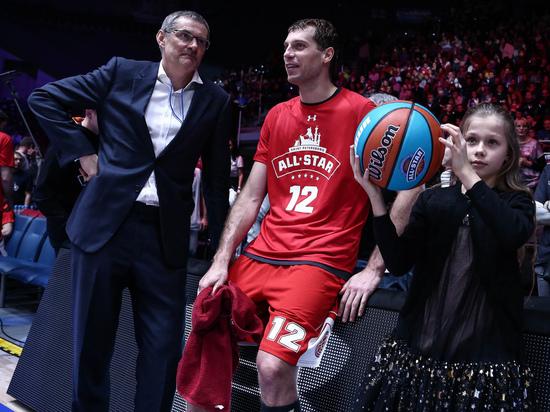 Баскетбол: Моня победил в «Матче звёзд» и готовится к «Пао»