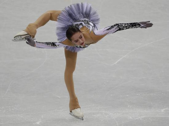 «Прыжки Алины Загитовой — странное явление»: олимпийские рекорды наших фигуристок