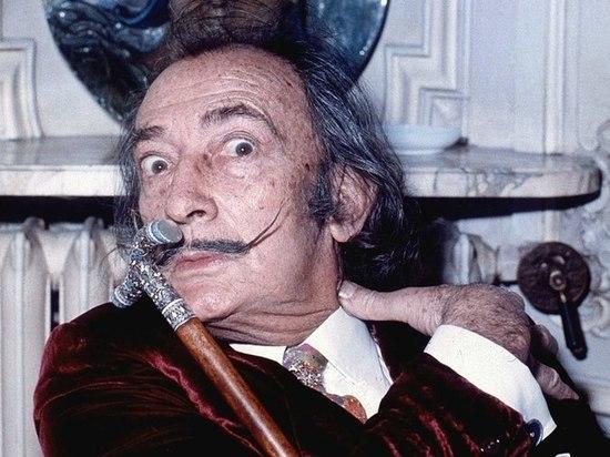 Трость Сальвадора Дали: «Королю сююрреализма меня сосватал Джордж Баланчин»