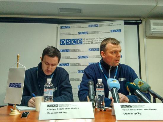 Миссия ОБСЕ теряет терпение: Хуг жестко ответил воюющим на Донбассе
