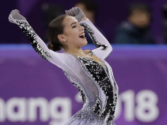 Загитова ответила американке, заявившей, что россиянка далека от фигурного катания