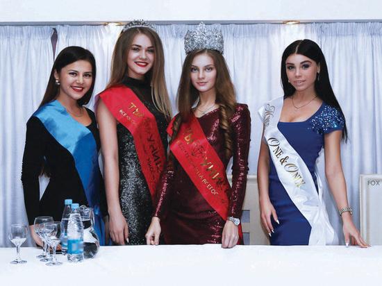 Студентка омского вуза победила на Всероссийском конкурсе красоты, таланта и интеллекта