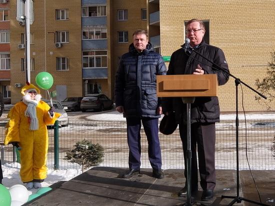 Дом в Рязани один из сотни по России получил статус «Дома образцового содержания»